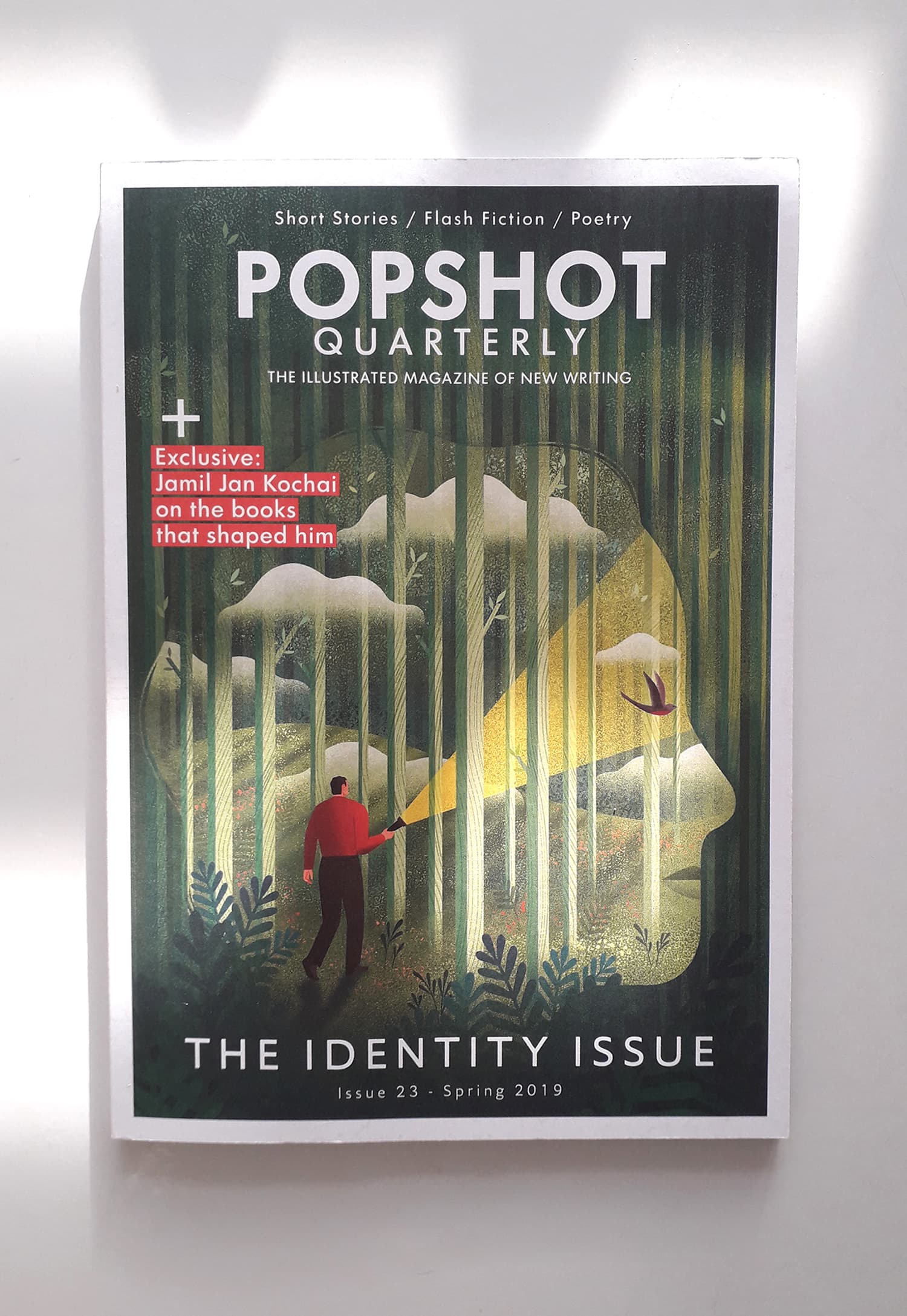 Popshot Magazine - Identity Issue