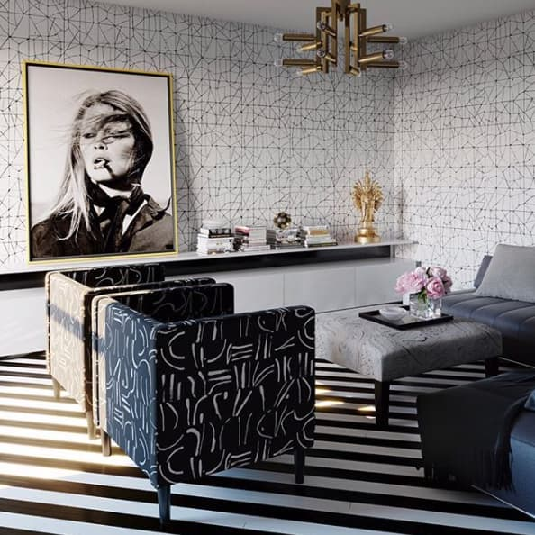 The Inside - Textiles and Wallcoverings