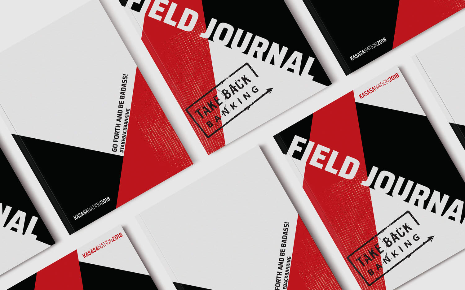 Kasasa Nation 2018 Award Winning Field Journal