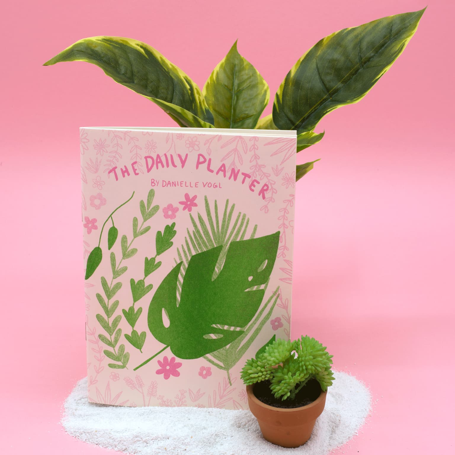 The Daily Planter Zine