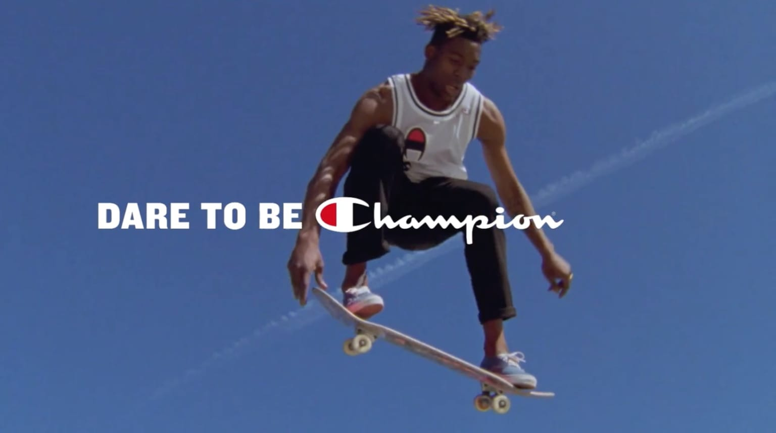 Dare to be Champion