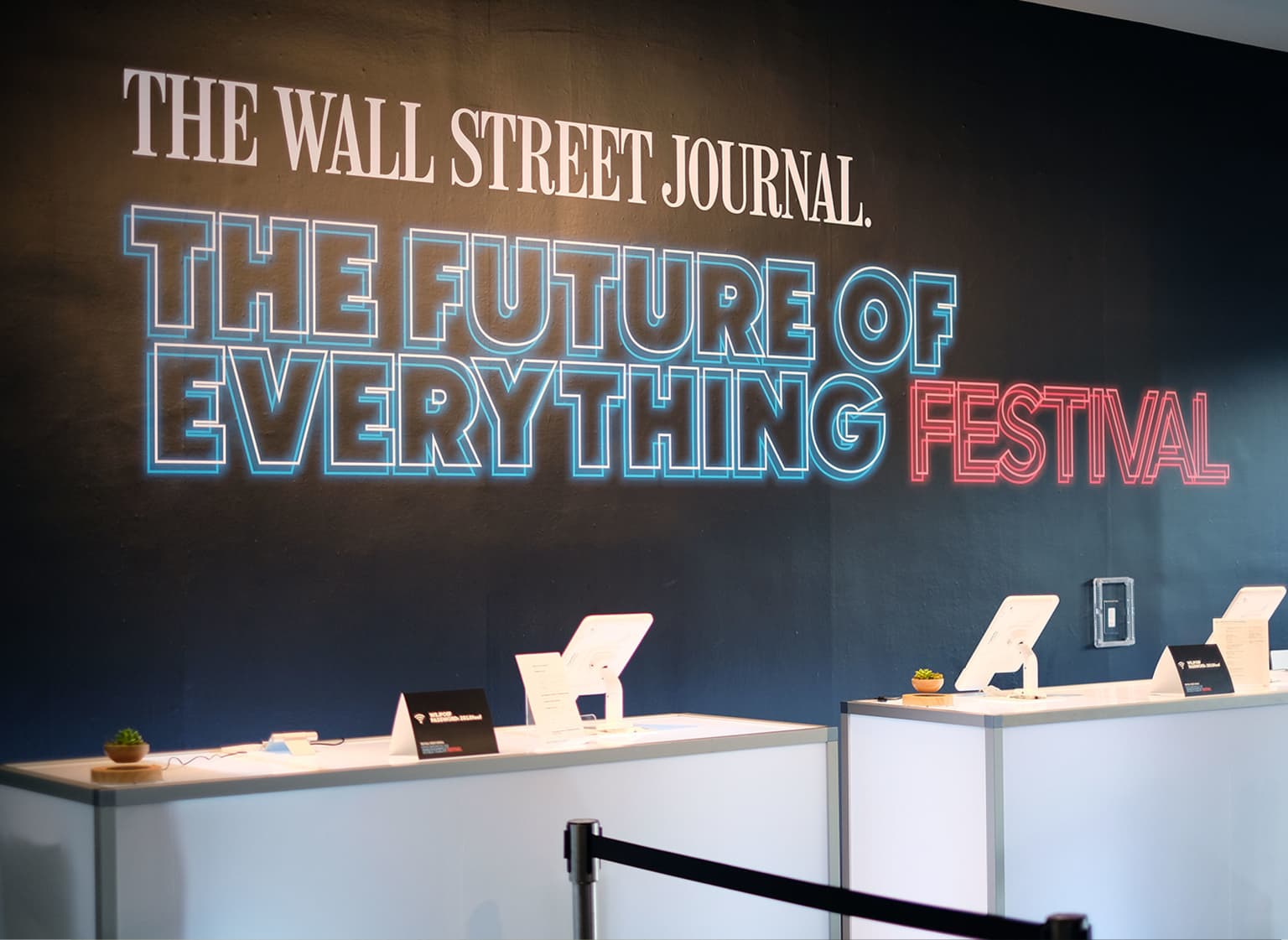 WSJ Future of Everything Festival