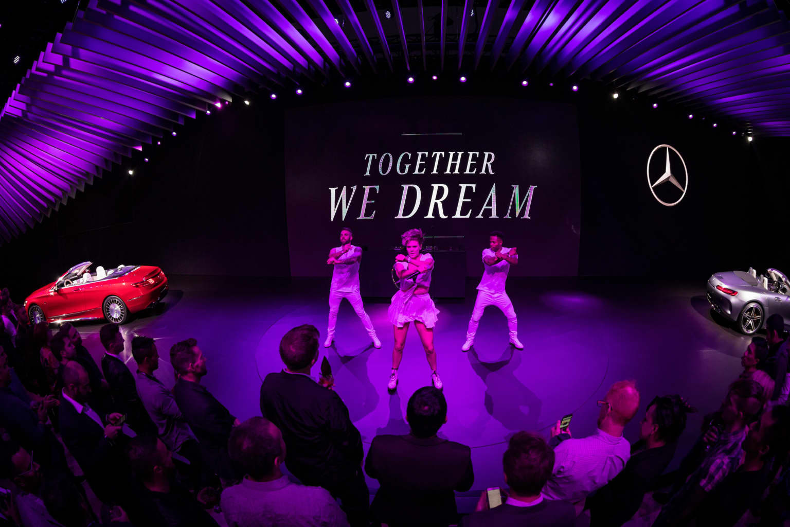Together We Dream—Mercedes-Benz LGBT Event