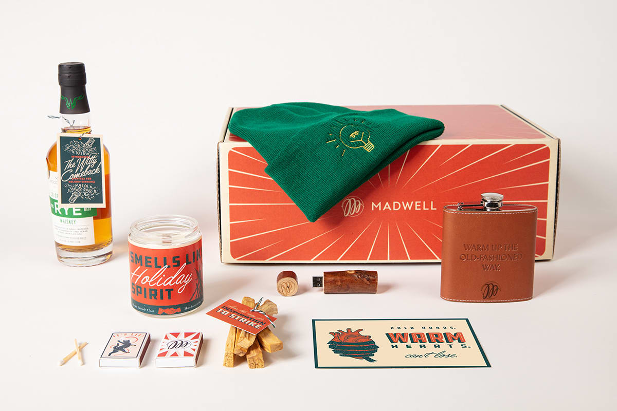 Maxwell Client Holiday Gift