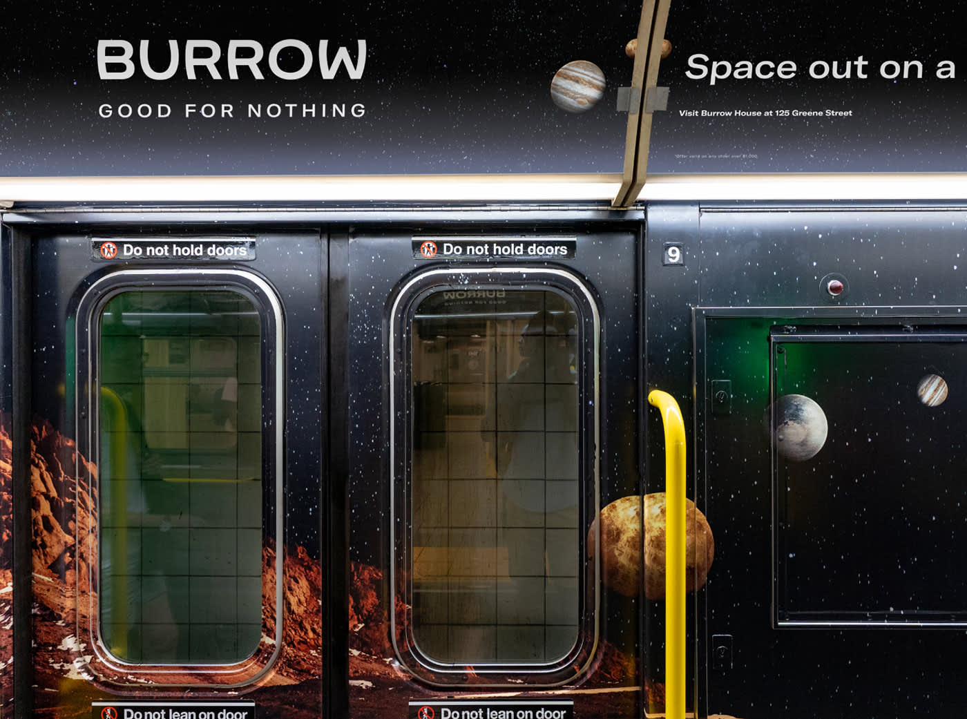 Burrow / Good For Nothing