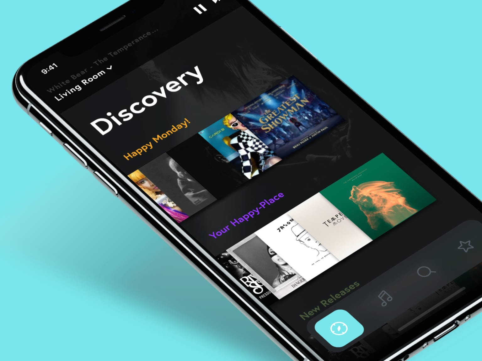 Bluesound/NAD iOS/Android App