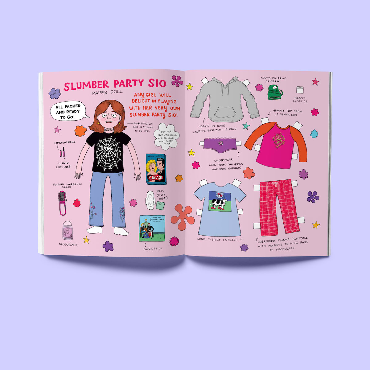 You're Invited to a Slumber Party!