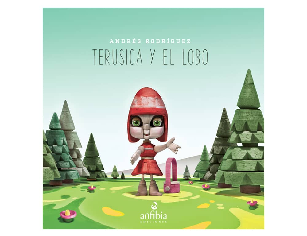 Terusica and the wolf