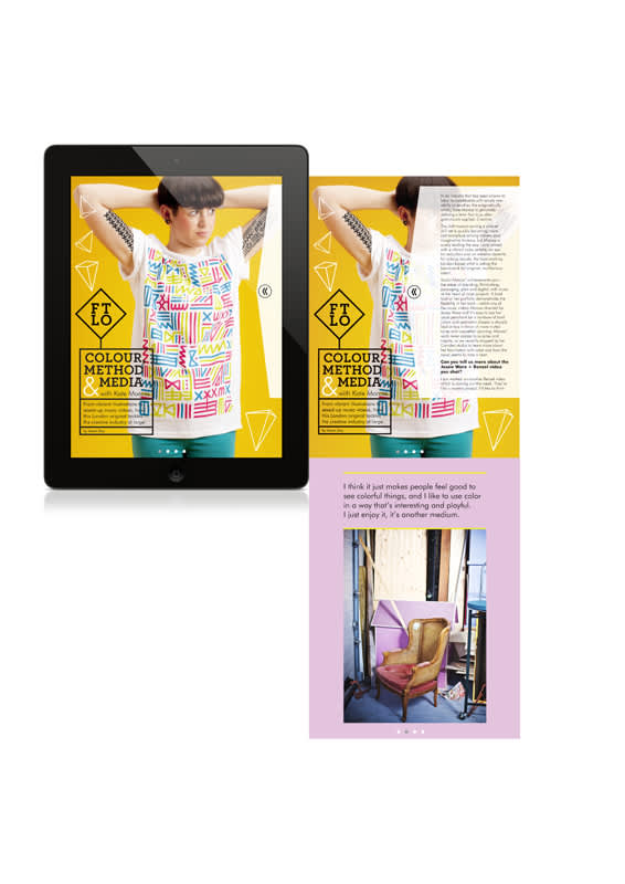 For the Love Of digital publication