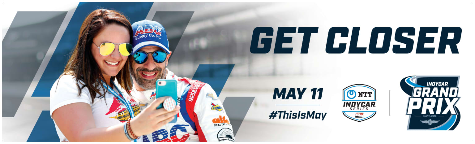 Indianapolis 500 Month of May