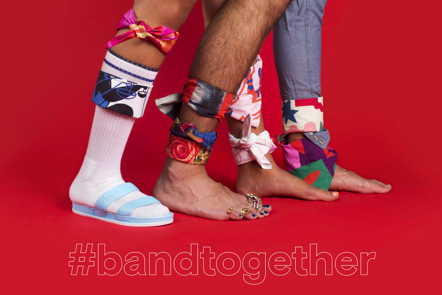 #bandtogether