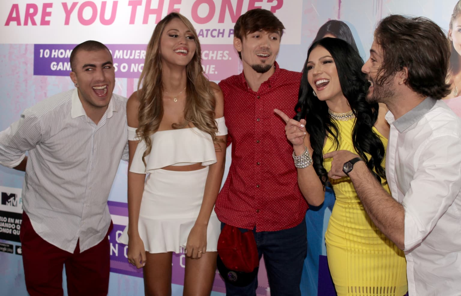 Are You The One El Match Perfecto - MTV - FlashTVLA