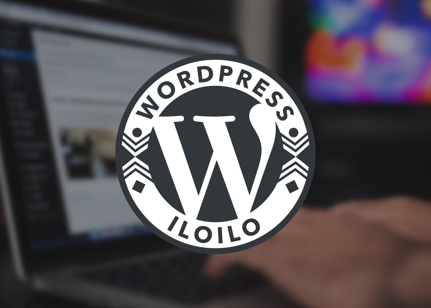 Wordpress Iloilo | Logo