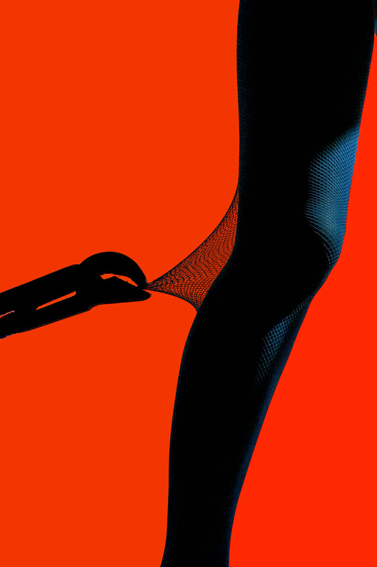 How Not To Destroy Your Tights