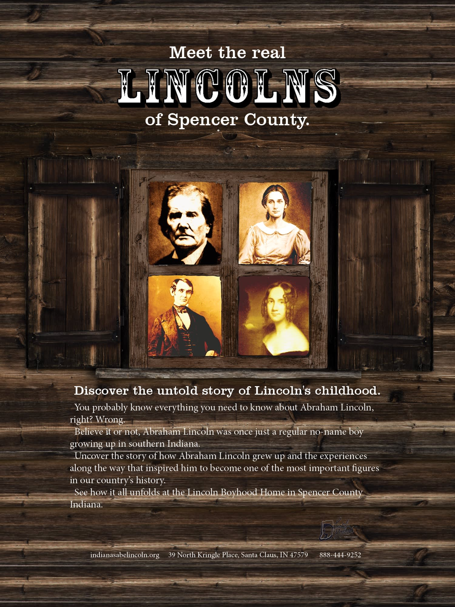 The Real Lincolns of Spencer County