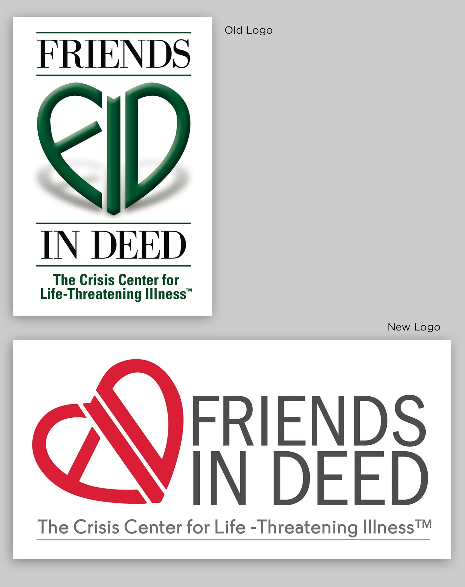 Friends in Deed Branding and Marketing