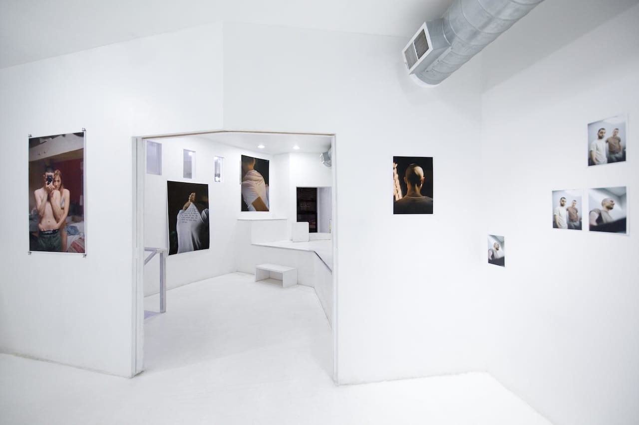"""""""I Thought About Posting This"""" Solo Debut Exhibit for Joshua Aronson"""