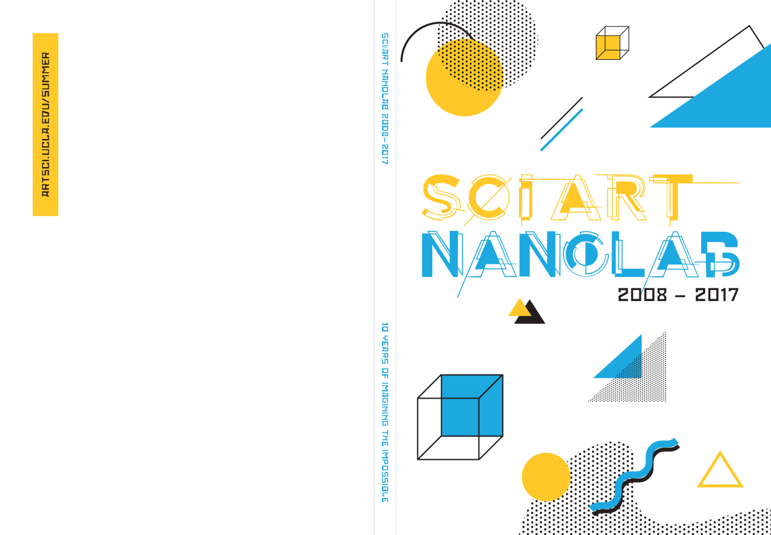 Sci|Art NanoLab Retrospective Book