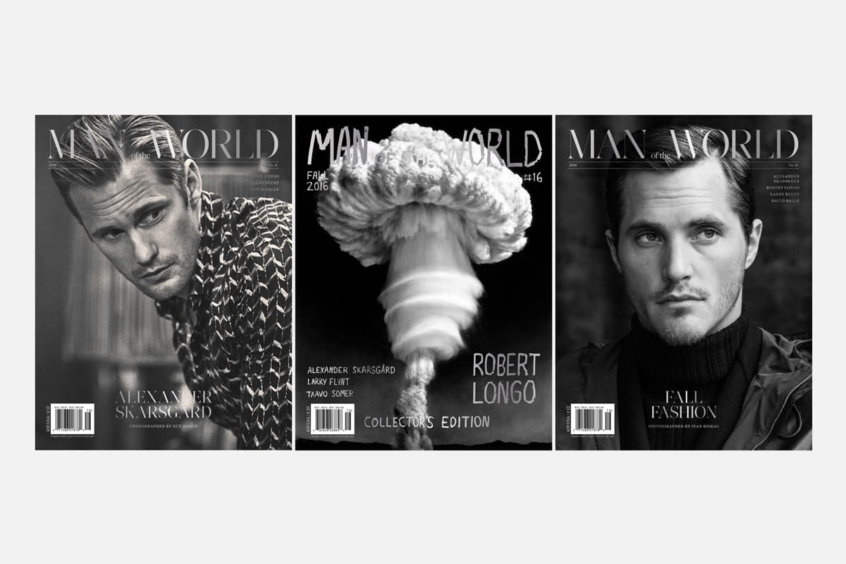 MAN of the WORLD Issue No. 16