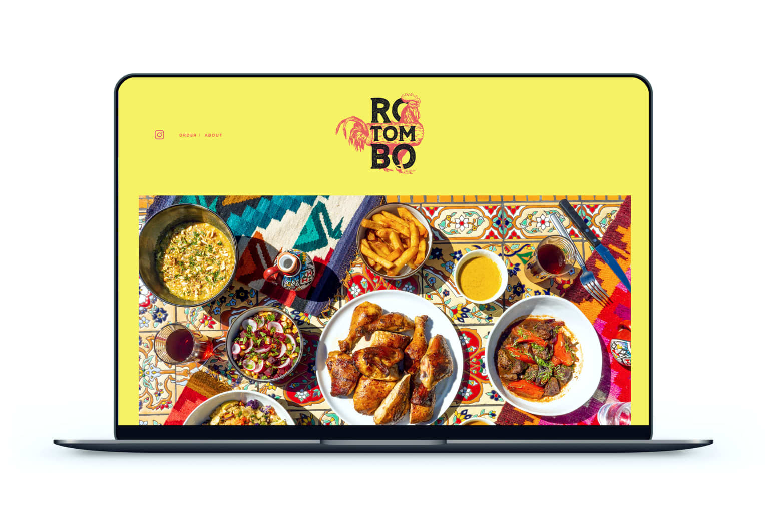 Rotombo - The Best Mother Lovin' Chicken in Los Angeles