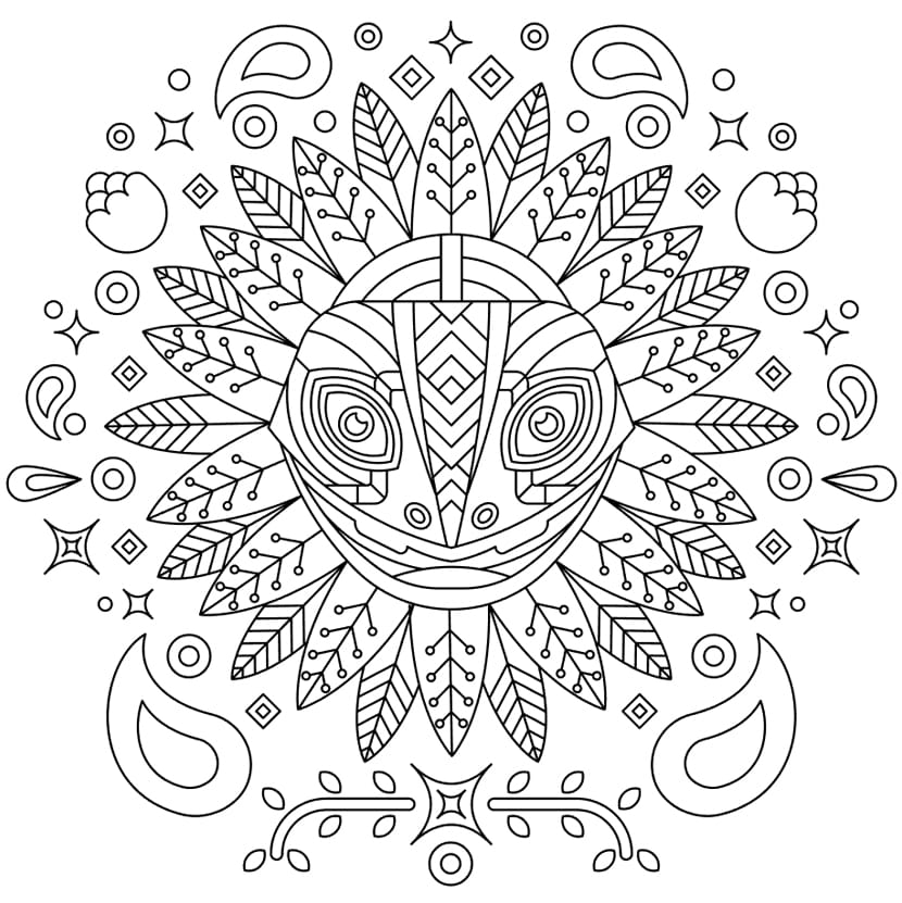 Alebrijes Coloring Book