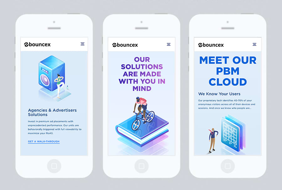 BounceX Product Design