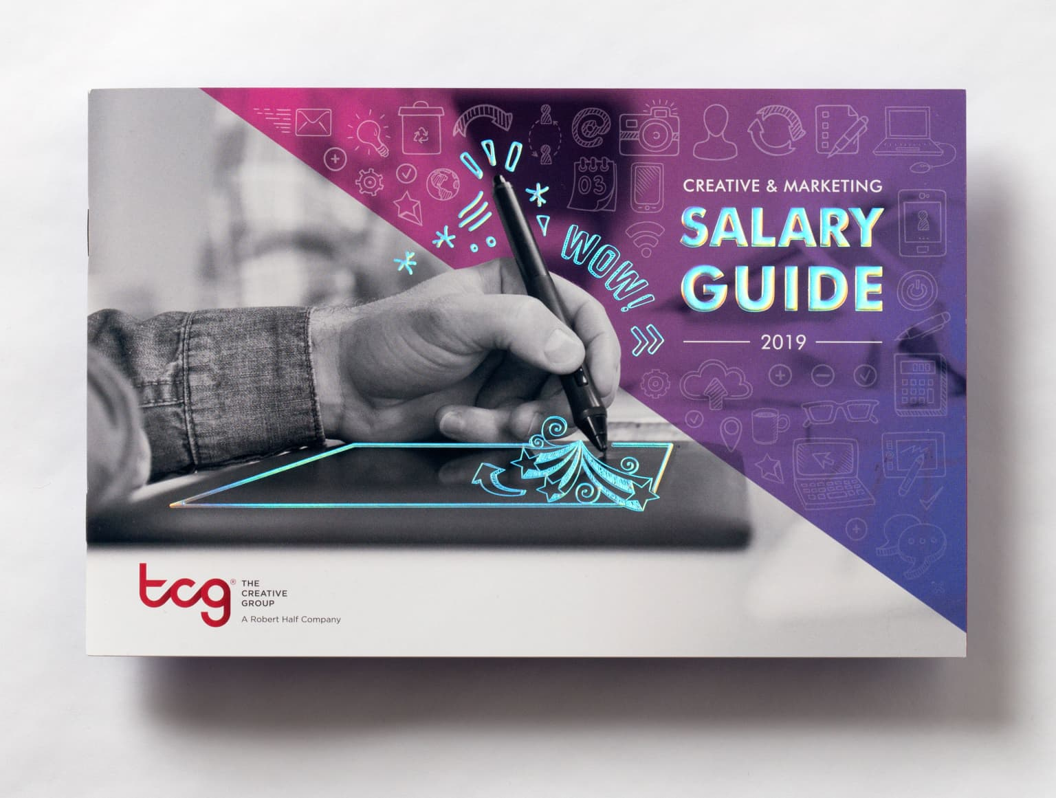 The Creative Group 2019 Salary Guide