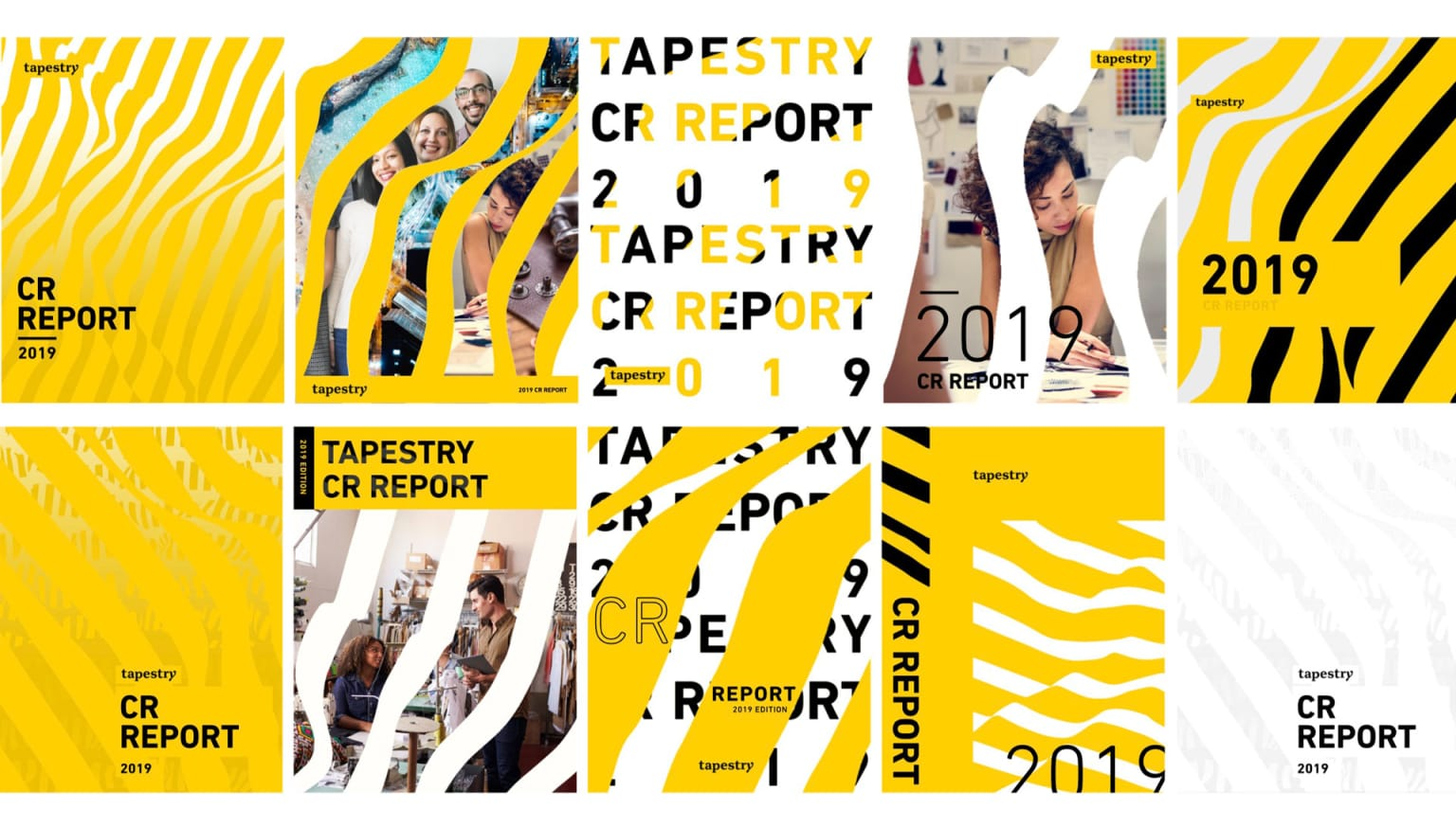 Tapestry Sustainability Microsite