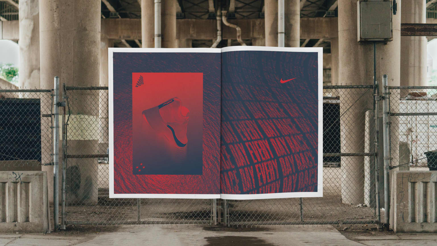 Nike Chicago Marathon Lookbook
