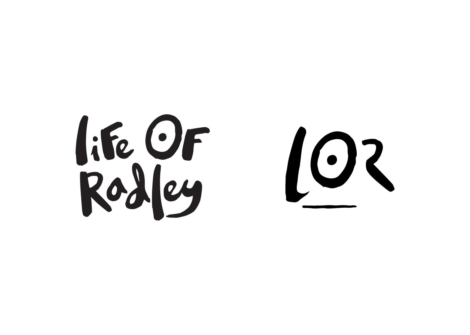 Logos + Marks Designed for a Variety of Clients