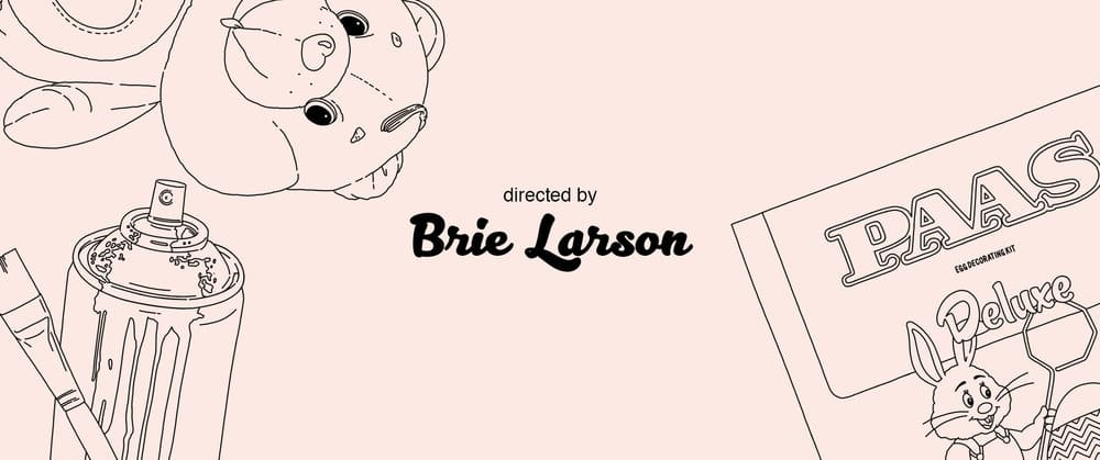 """Titles for """"Unicorn Store"""" by Brie Larson"""