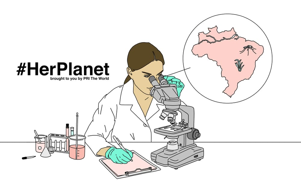 """Logo and Branding for """"Her Planet"""""""
