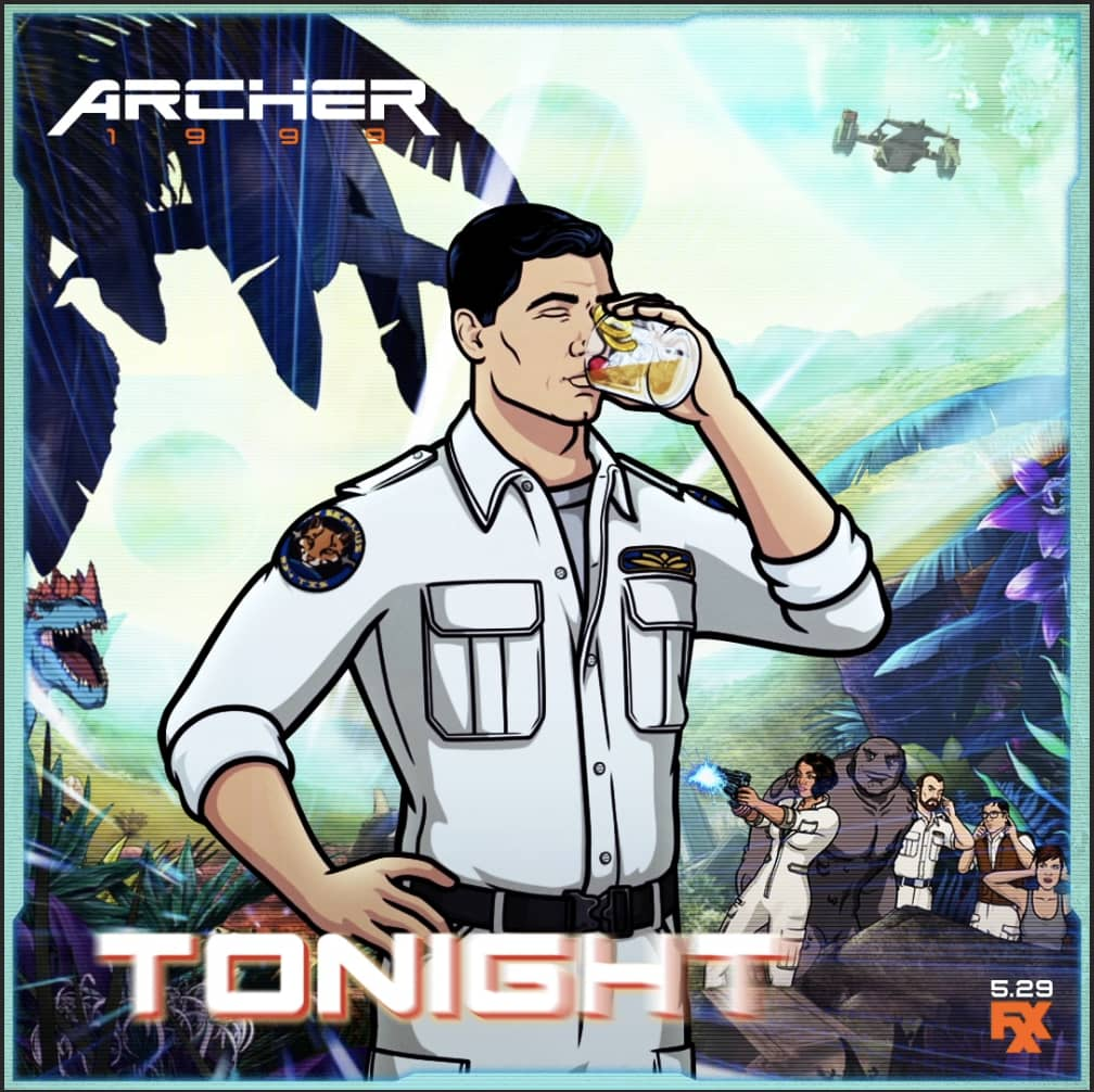 FX Networks - Archer S10