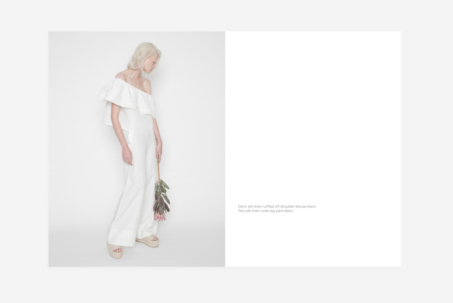 Maison de Papillon SS19 Look Book