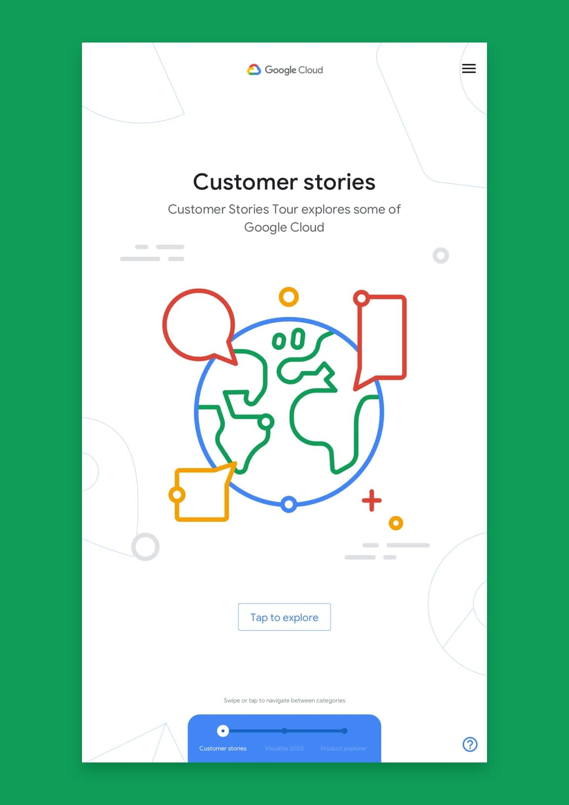 Google Cloud — The Ticket Office