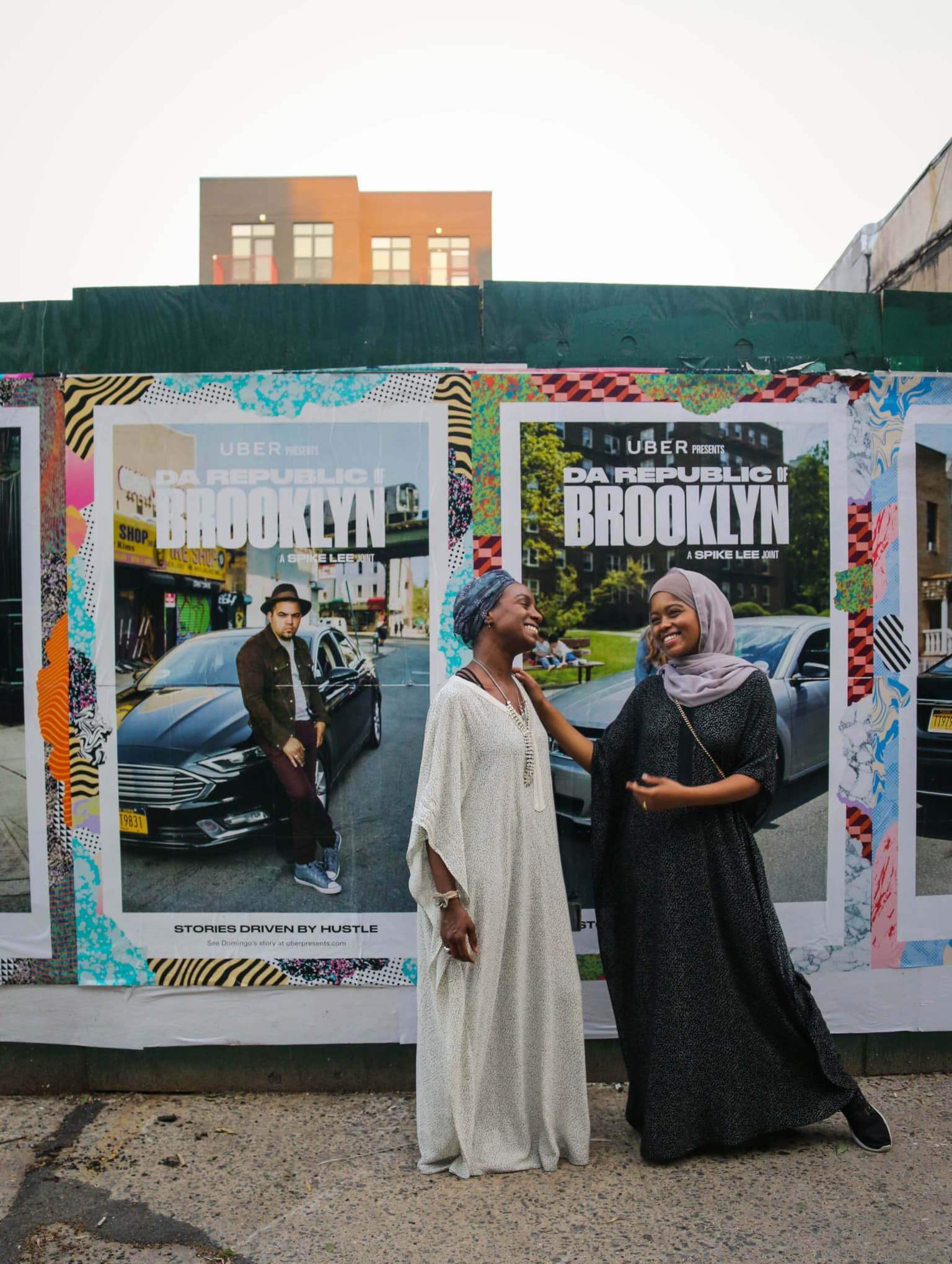 Uber Presents: Da Republic of Brooklyn by Spike Lee