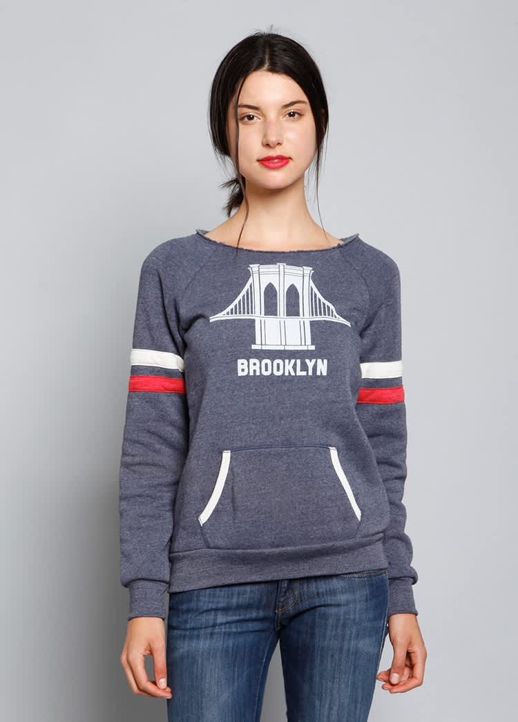 Brooklyn Industries - Apparel Graphics and Illustration