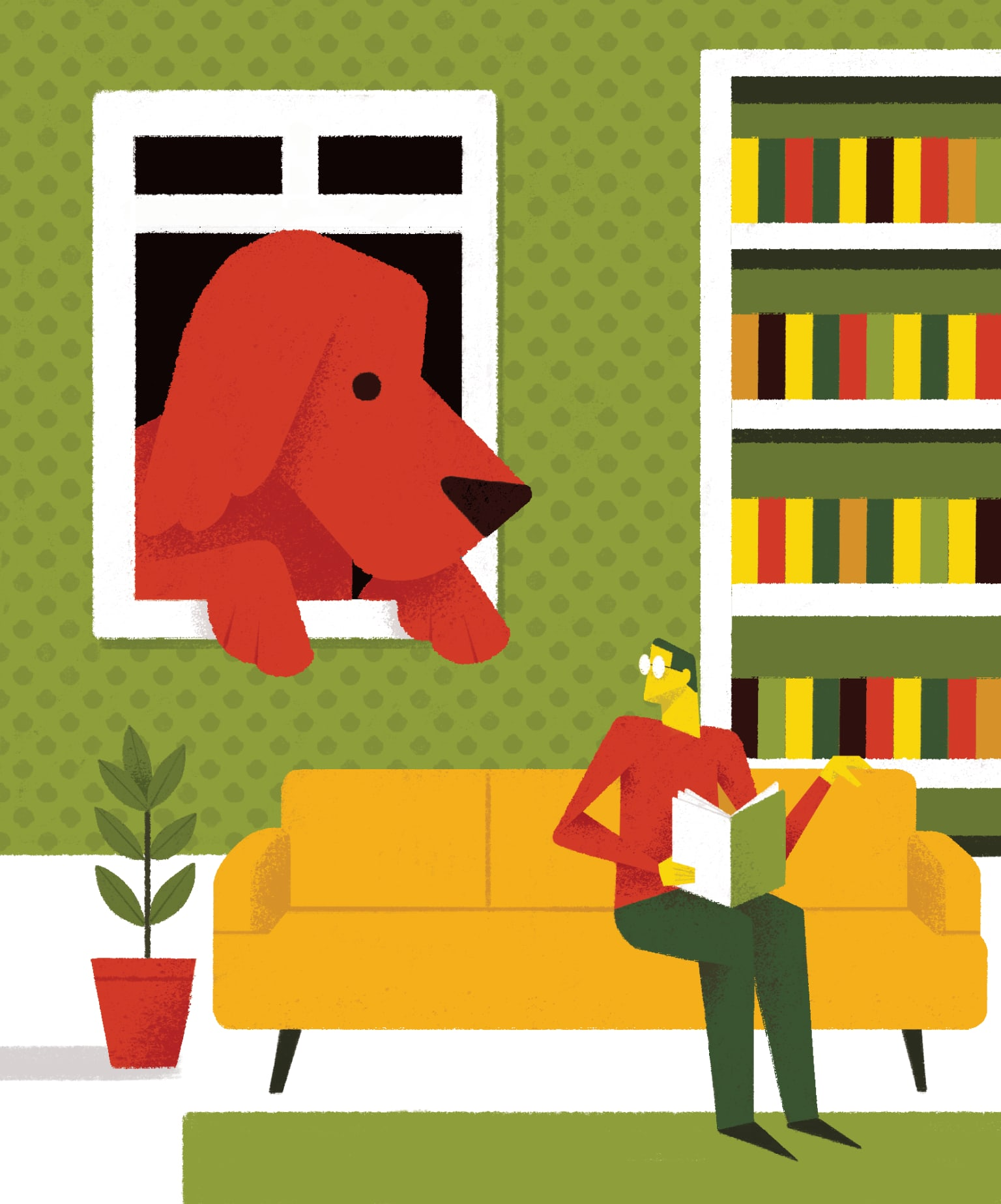 The Daily Telegraph, editorial illustration