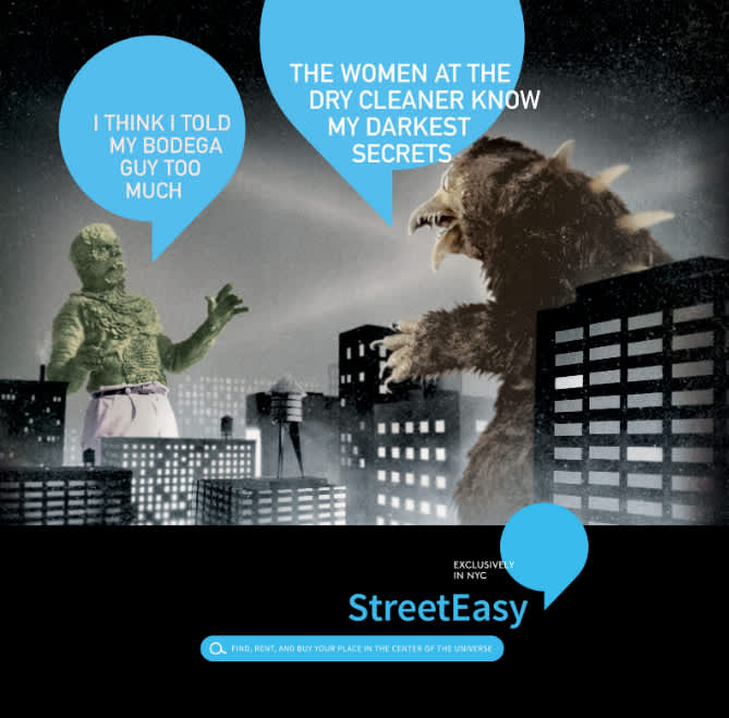 """Street Easy - """"There's Only One City"""""""