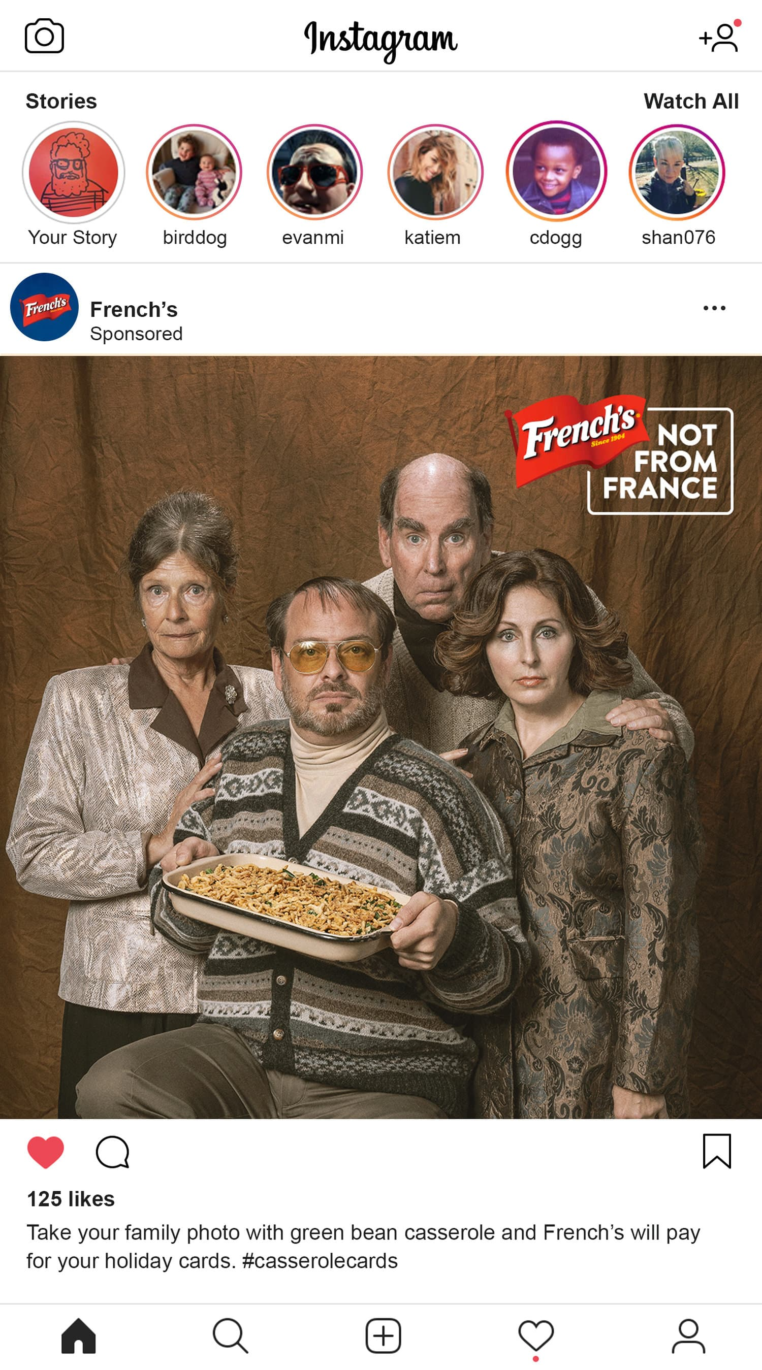 French's - Not From France