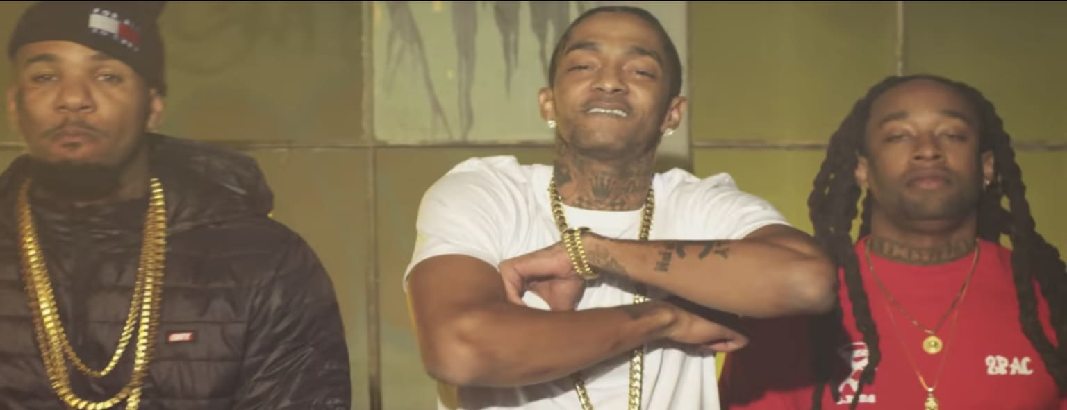 """The Game """"Same Hoes"""" Ft. Nipsey Hussle & Ty Dolla $ign"""