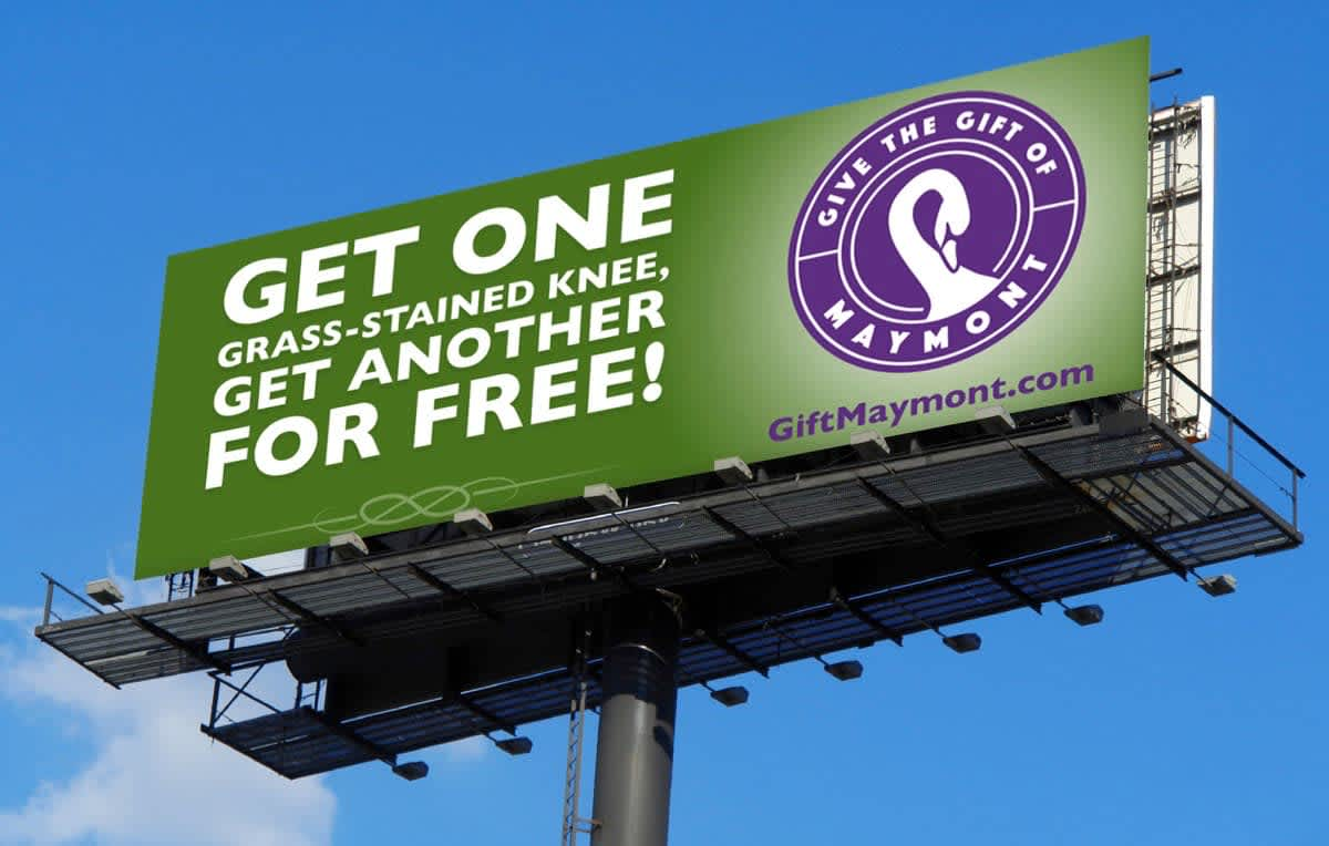 """Maymont Park - """"Gifting Campaign"""""""