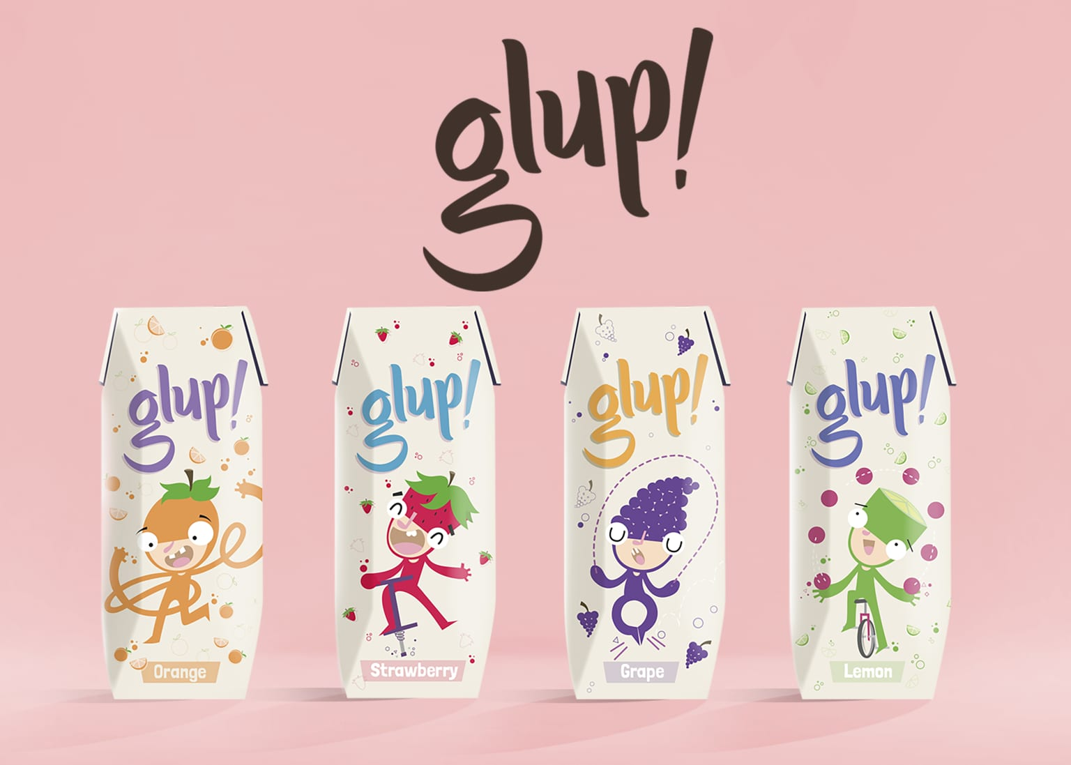 GLUP! - Package