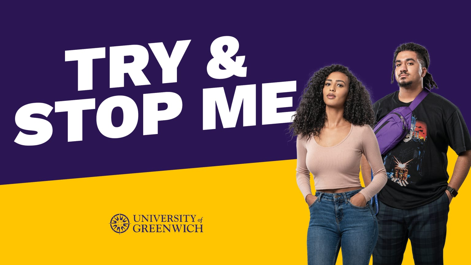University of Greenwich Campaign