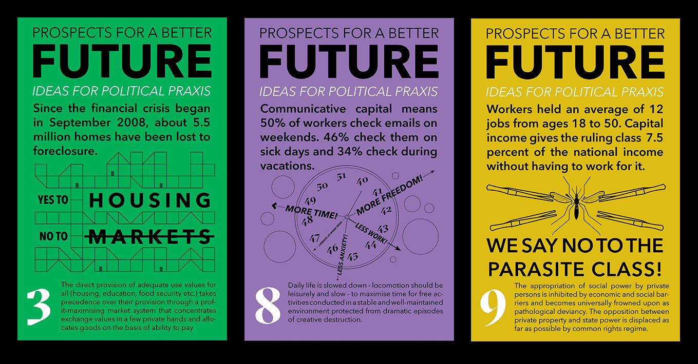 Prospects For A Better Future