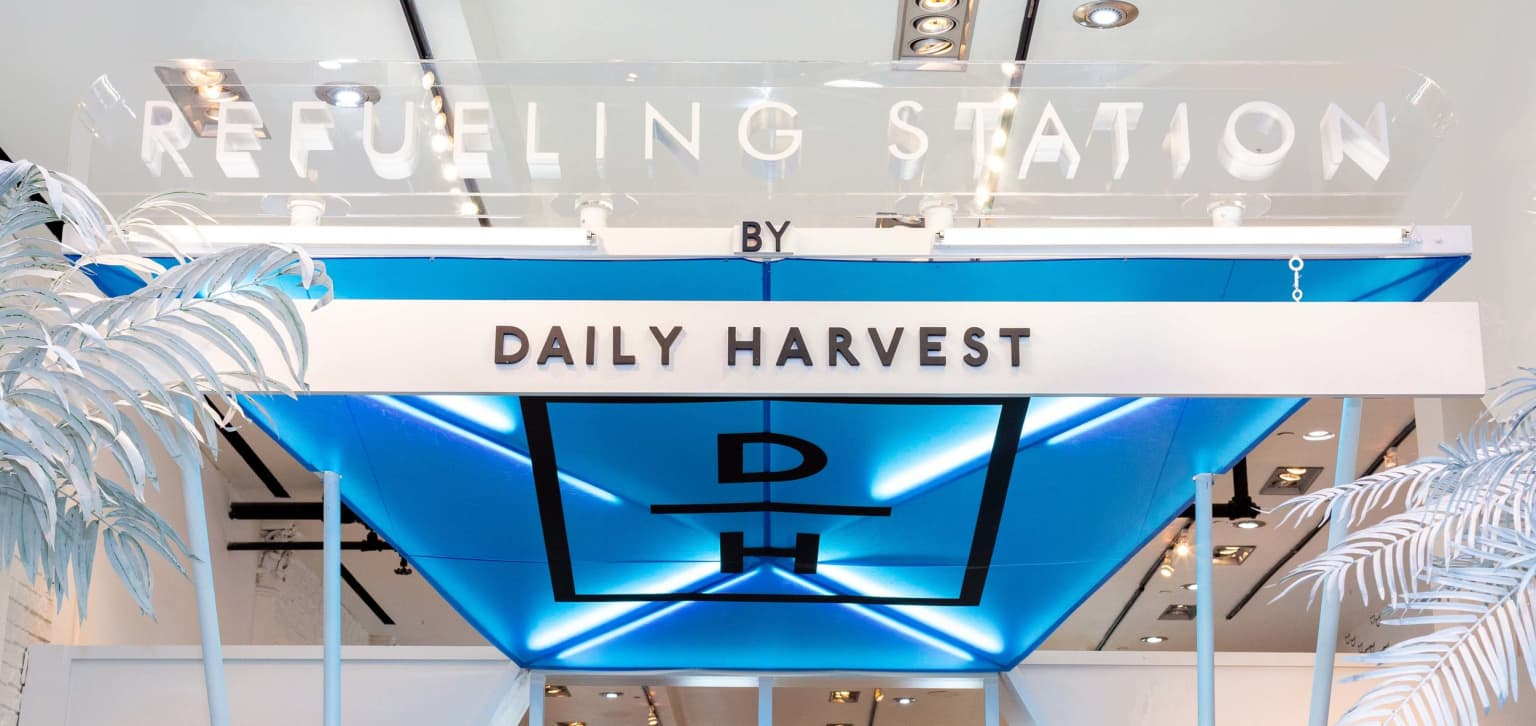 Daily Harvest Refueling Station