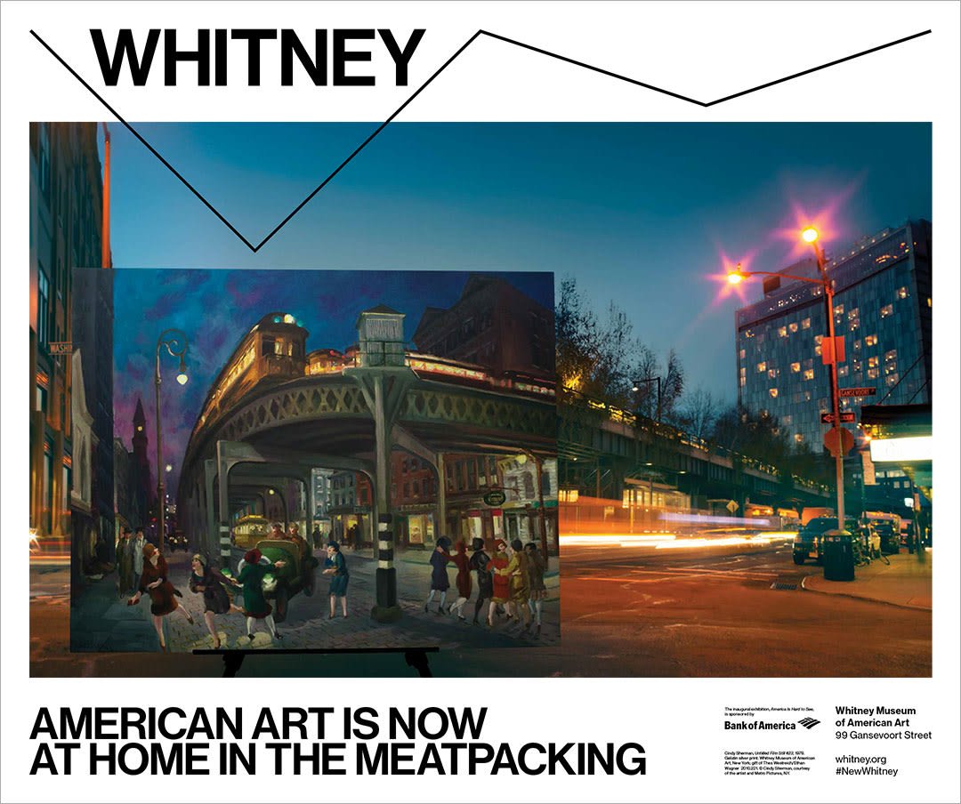 The Whitney Museum - New Building