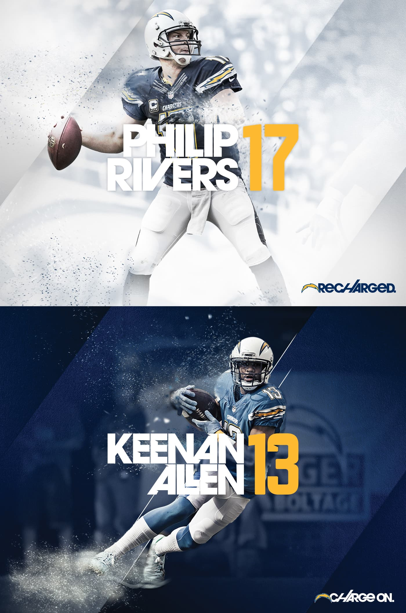 San Diego Chargers '16