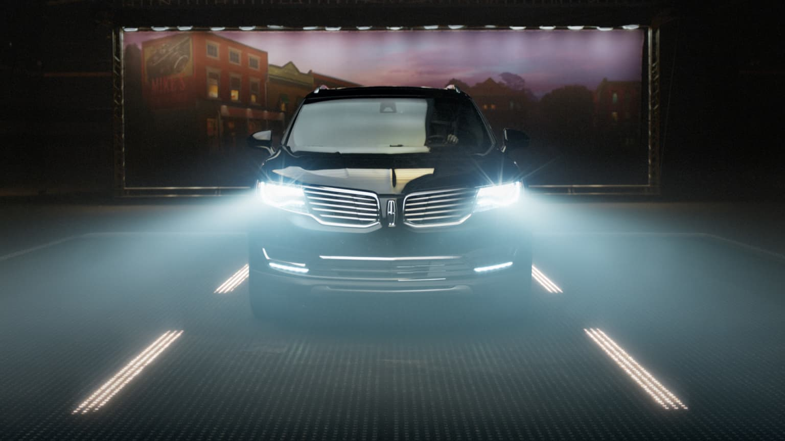 Lincoln MKX/MKC Integrated Campaign - TVC   Digital   Social