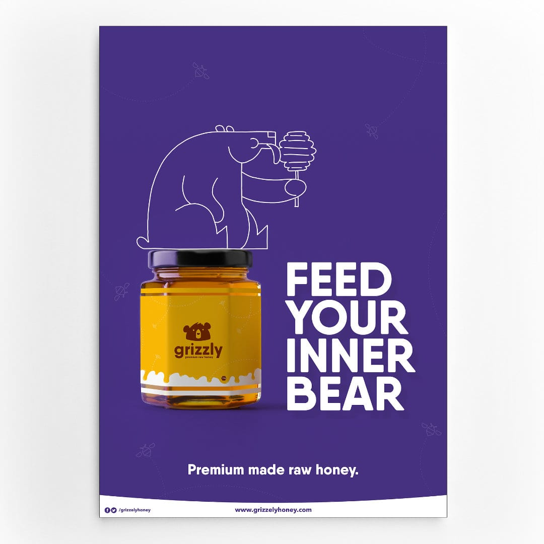 Grizzly Honey